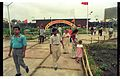 Dinosaurs Alive Exhibition - Science City - Calcutta 1995-June-July 434.JPG