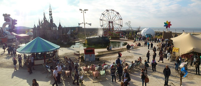 File:Dismaland overview 01-02 combined.jpg