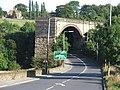 Dismantled railway crossing A58 nr Wyke - geograph.org.uk - 57161.jpg