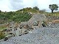 Disused quarry, Penuwch, ceredigion - geograph.org.uk - 926255.jpg