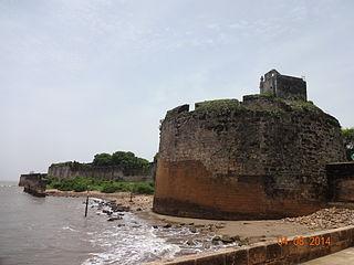 Diu Island Island in Dadra and Nagar Haveli and Daman and Diu, India
