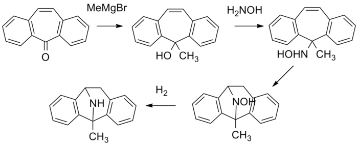 synthesising dxm Meta chloro substituted-alpha-butylamino-propiophenones are provided methods of synthesising chloro substituted-alpha-butylamino-propiophenones.