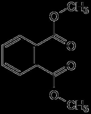 Dimethyl phthalate - Image: Dmp