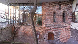 Romanesque House in Wrocław