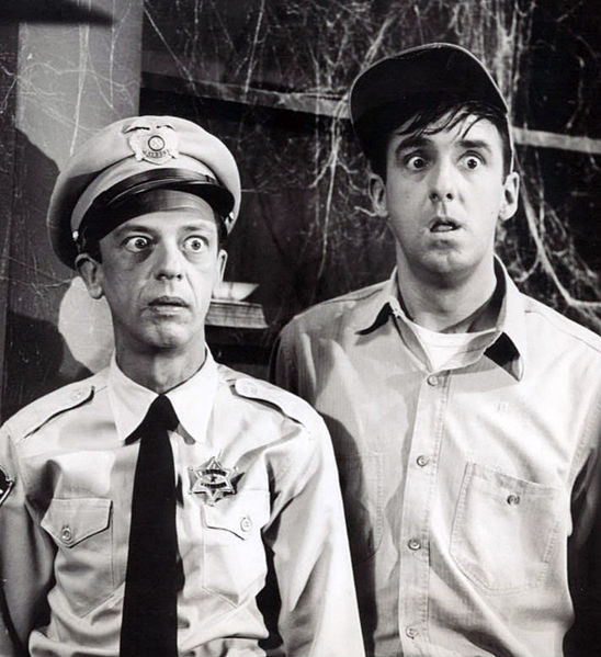File:Don Knotts Jim Nabors Andy Griffith Show 1964.JPG
