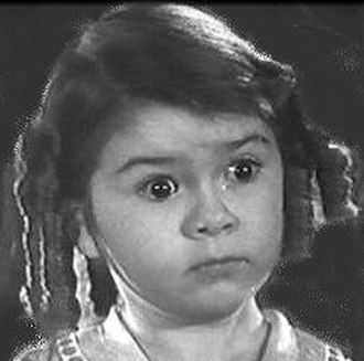 Dorothy DeBorba - Dorothy DeBorba, pictured in the 1931 Our Gang film Bargain Day