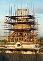 Dostavba věží kostel N.P.M. v Přešticích.jpg