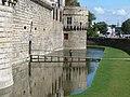 Douves du château des ducs de Bretagne.JPG