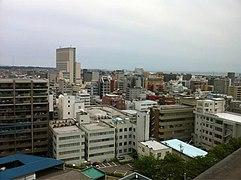 Down Town of Tsu City