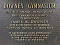 Downey Gymnasium Plaque.jpg