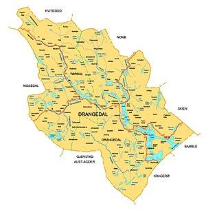 kart drangedal Drangedal – Wikipedia