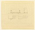 Drawing, Andirons, Dining Room Fireplace, Henry J. Allen Residence, Wichita, Kansas, 1917 (CH 18800283).jpg