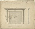 Drawings for a Chimney-piece for 25 Harley Street, Westminster, London MET DP805402.jpg