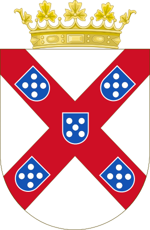 Duke of Braganza - Arms of the Princes of Brazil