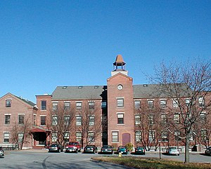 Duck Mill - Image: Duck Mill Fitchburg