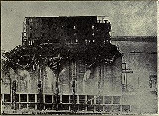 Port Colborne explosion