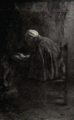 Dutch Painting in the 19th Century - Jozef Israels - When a Body grows old.png