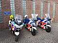 Dutch Police motorcycle with KMAR motorcycle 01.jpg