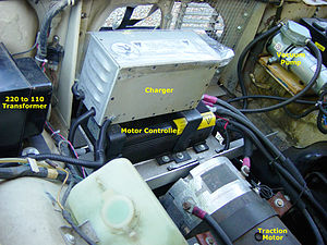 Electric Vacuum Pump >> Electric Vehicle Conversion - Wikibooks, open books for an open world