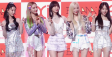 EXID in a showcase on May 15, 2019 2.png