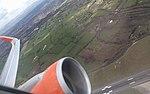 EZY1827 A320 G-EZOF Takeoff from RWY 23R EGCC 31032016.jpg