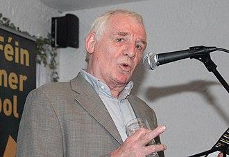 Eamon Dunphy - Eamon Dunphy in 2013