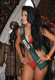 Miss Earth 2009, Larissa Ramos