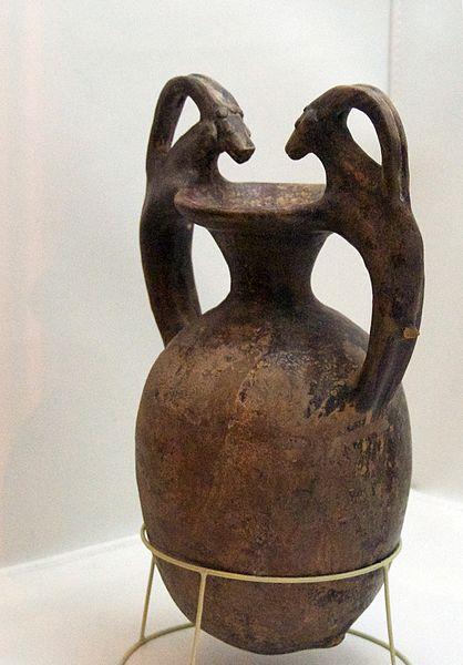 Persian Oil Vessel