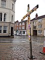 Easter cross in Tadcaster (geograph 5729939).jpg