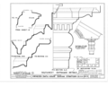 Ebenezer Smith House, 20 Main Street, Durham, Strafford County, NH HABS NH,9-DUR,4- (sheet 15 of 38).png