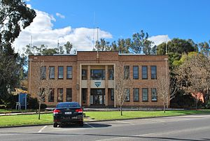 Shire of Campaspe - Shire offices in Echuca