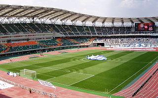 Shizuoka Stadium football stadium