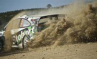 Eddie Stobart motorsport number 5 Wilson Portugal Rally 2009.jpg