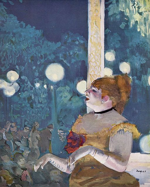 Edgar Germain Hilaire Degas 037