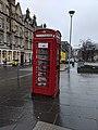 Edinburgh, Grassmarket, K6 Telephone Kiosk.jpg