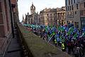Edinburgh public sector pensions strike in November 2011 5.jpg