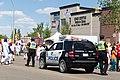 Edmonton Police Service Ford Escape on Vaisakhi Nagar Kirtan Sikh Parade.jpg