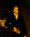 Edward Jenner. Oil painting. Wellcome V0017934.jpg