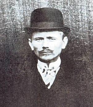 Edward Leedskalnin - Edward Leedskalnin, c1910