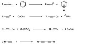Glaser coupling - Image: Eglinton Reaction Mechanism 1