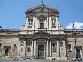 Église santa susanna alle terme di diocleziano
