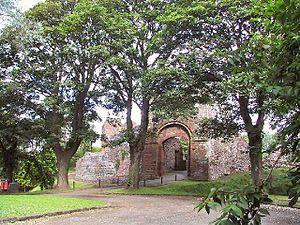 Egremont Castle - Egremont Castle, 2005