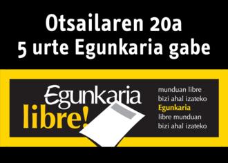 Egunkaria -
