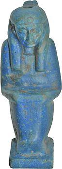 Egyptian - Maat - Walters 42426