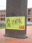 Ehu itxita-greba 01.JPG