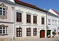 Eisenstadt - Bürgerhaus, Joseph Haydn-Gasse 19.JPG