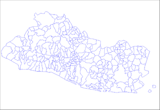 Municipalities of El Salvador - Municipalities of El Salvador