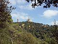 El Tibidabo visto desde el Parque de Collserola.jpg