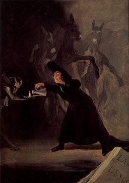 La lampe du diable wikip dia - La hotte du diable ...