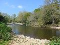 El río Saja a su paso por Villapresente (Reocín, Cantabria).jpg